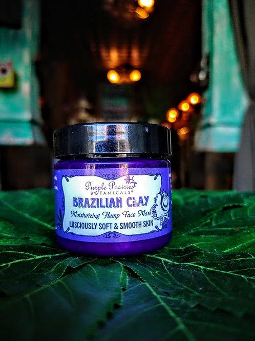 Brazilian Clay Face Mask