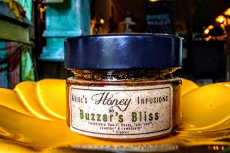 Herbal Infused Honey - Calming
