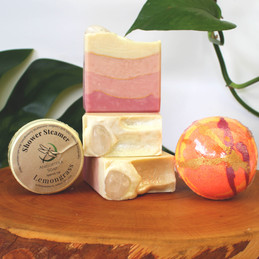 Anisoptera Soaps, Steamers & Bath Bombs