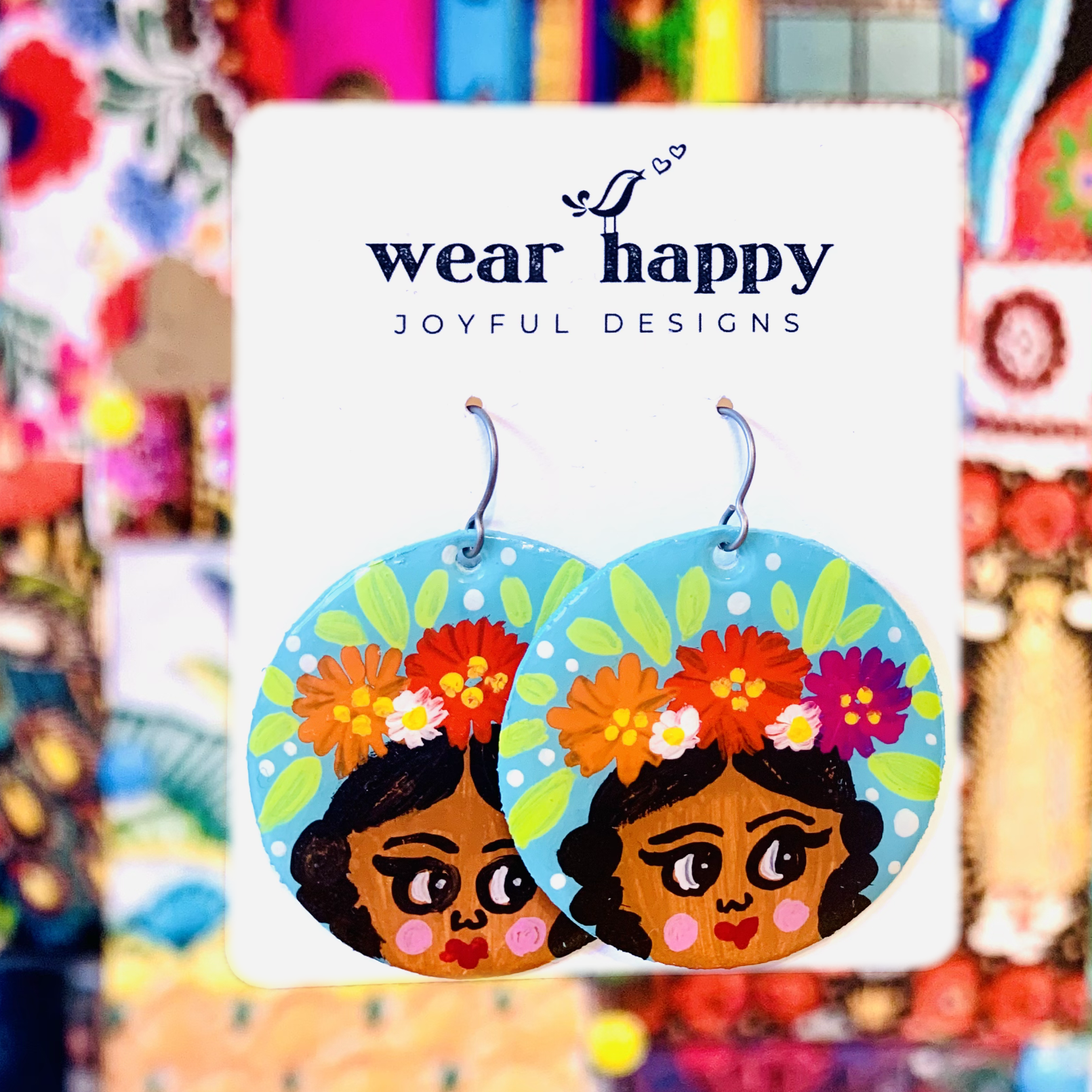 Wear Happy Joyful Designs