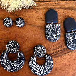 Bluey Australia Earrings