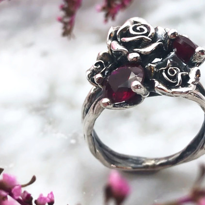 Blac Brail Atelier Bouquet Ring
