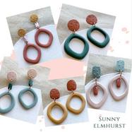 Sunny Elmhurst Audrey Earrings