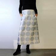 Mijentto Metallic Dot Skirt