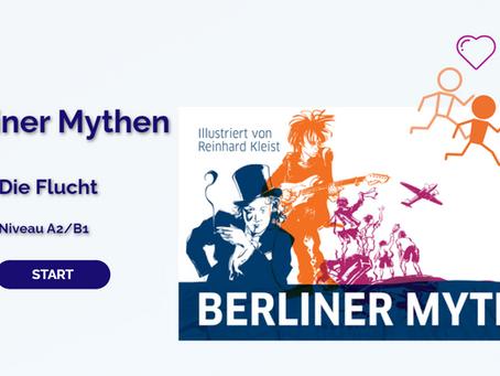 Online-viktoriin Berliini müütidest: põgenemine