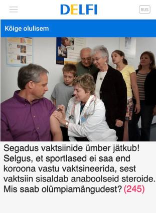 """""""Segadus vaktsiinide ümber jätkub!"""""""