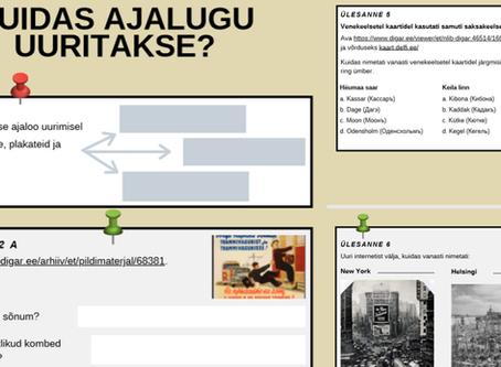 Kuidas ajalugu uuritakse?