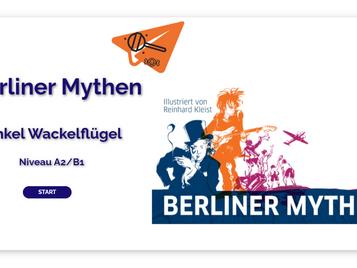 Online-viktoriin Berliini müütidest: kommilennuk