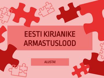 Eesti kirjanike armastuslood