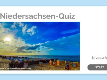 Saksimaa Saksamaal - Niedersachsen-Quiz