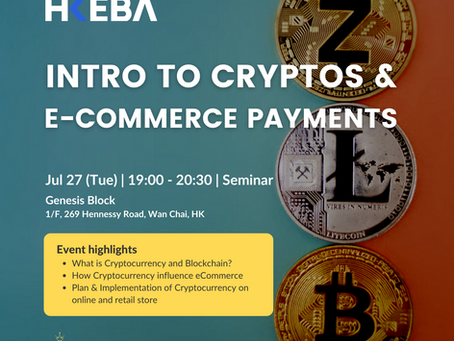 Intro to Cryptos and E-commerce payments