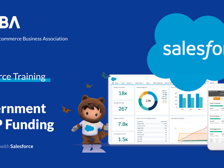 Salesforce Training with Government RTTP Funding