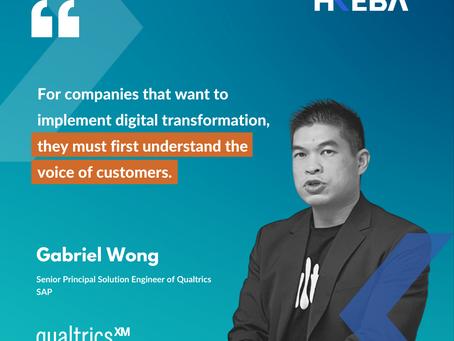 【Speaker Highlight】Gabriel Wong, Senior Principal Solution Engineer @Qualtrics