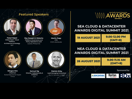 【HKEBA Supporting Event】W.Media - SEA and NEA Awards Summit 2021