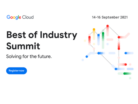【HKEBA Supporting Event】Google Cloud - Google Cloud Best of Industry Summit