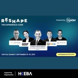 【HKEBA Supporting Event】Insider's RESHAPE 21