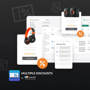 What is Multiple Discount app?