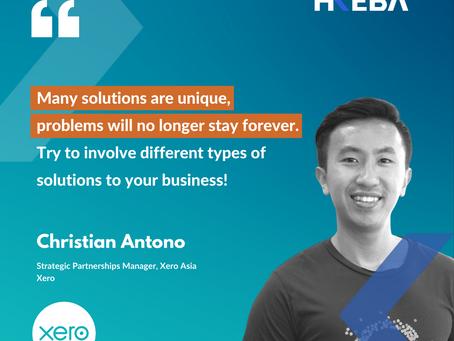 【Speaker Highlight】Christian Antono, Strategic Partnerships Manager, Asia @Xero