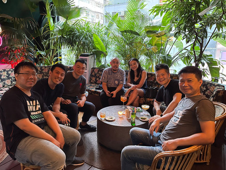 【Thanks for joining!】- Y Combinator Hong Kong Drinks Gathering Event