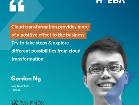 【Speaker Highlight】Gordon Ng, Jolly Good CEO @Talenox