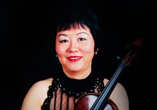 Elisa Fukuda - Violino