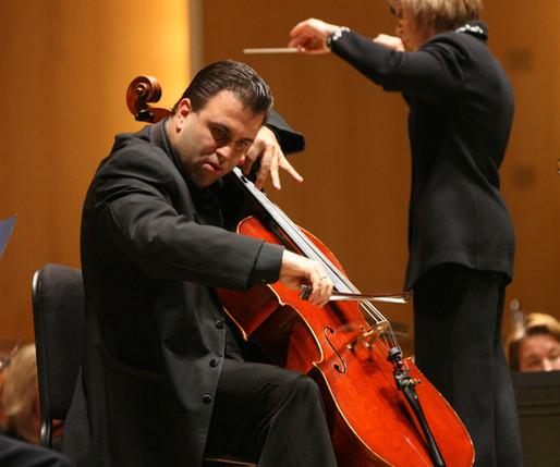 Roman Mekinulov - Cello
