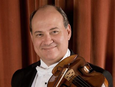Cláudio Cruz - Violino