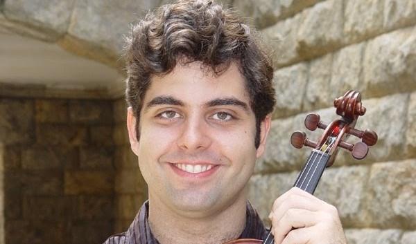 Daniel Guedes - Violino
