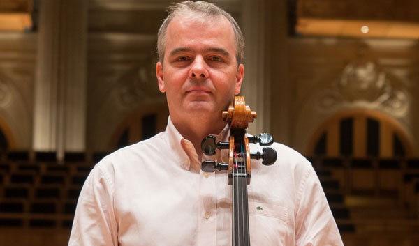 Wilson Sampaio - Cello