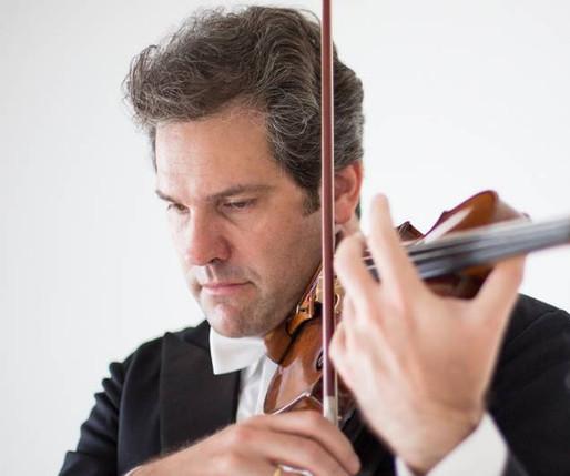 Alessandro Borgomanero - Violino