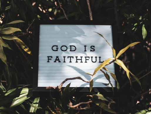 Worry Vs. Faith (Where Are You?)