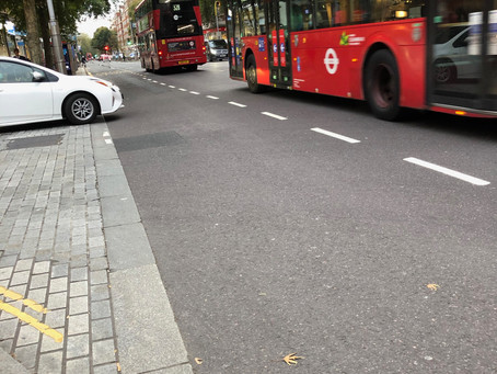 RBKC's report about the decision to remove the temporary bicycle lanes.