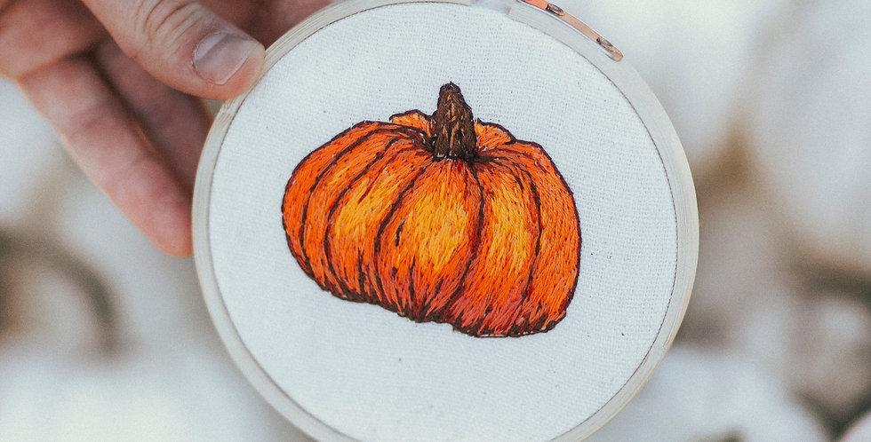 """4"""" Pumpkin Hoop"""