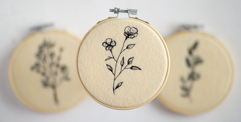 Wildflowers - Individual