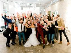 Downtown Fargo ND Wedding DJ