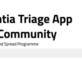 Dementia Triage App in the Community