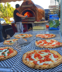 Mobile Wood Fired Pizza