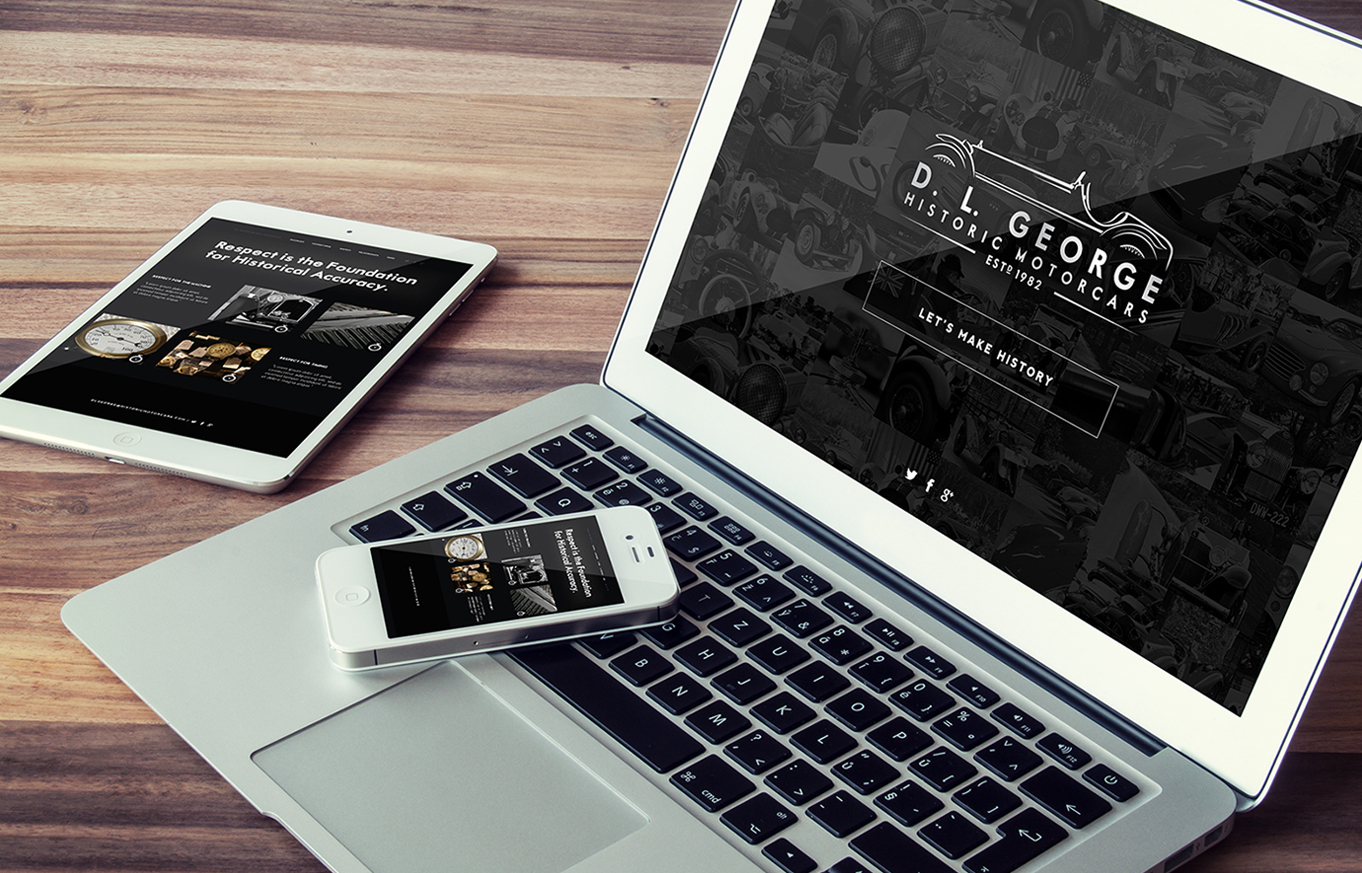 DL George /responsive web design/