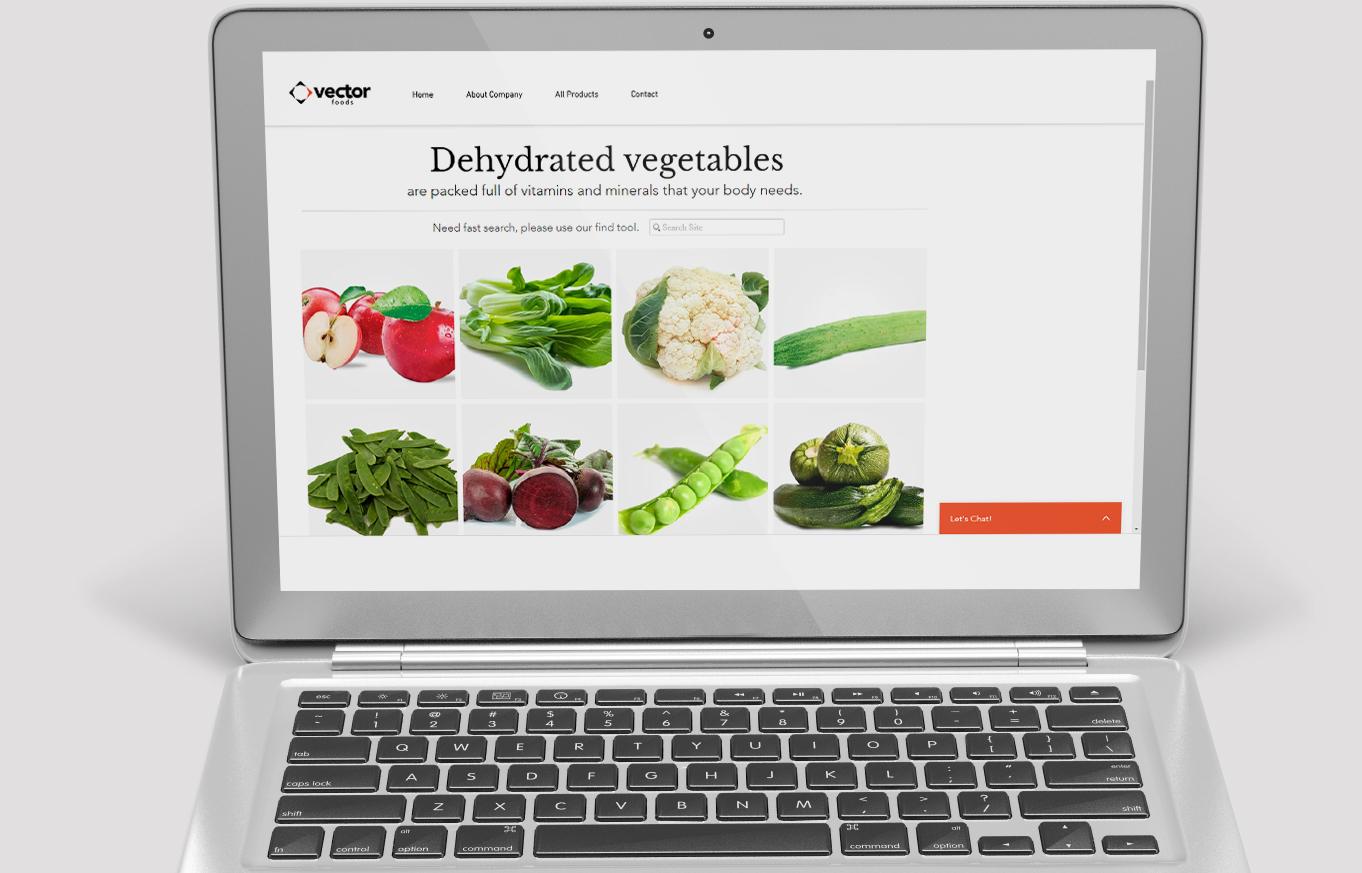 Vector Foods