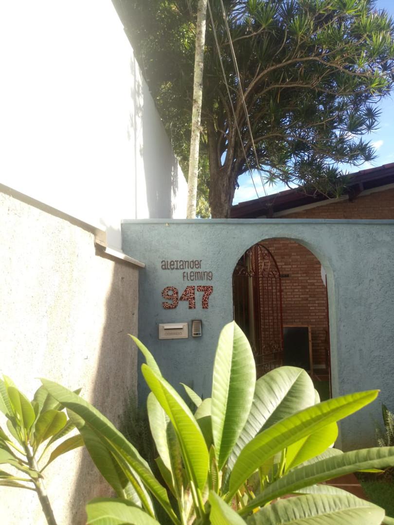 Entrada do Instituto Praesentia