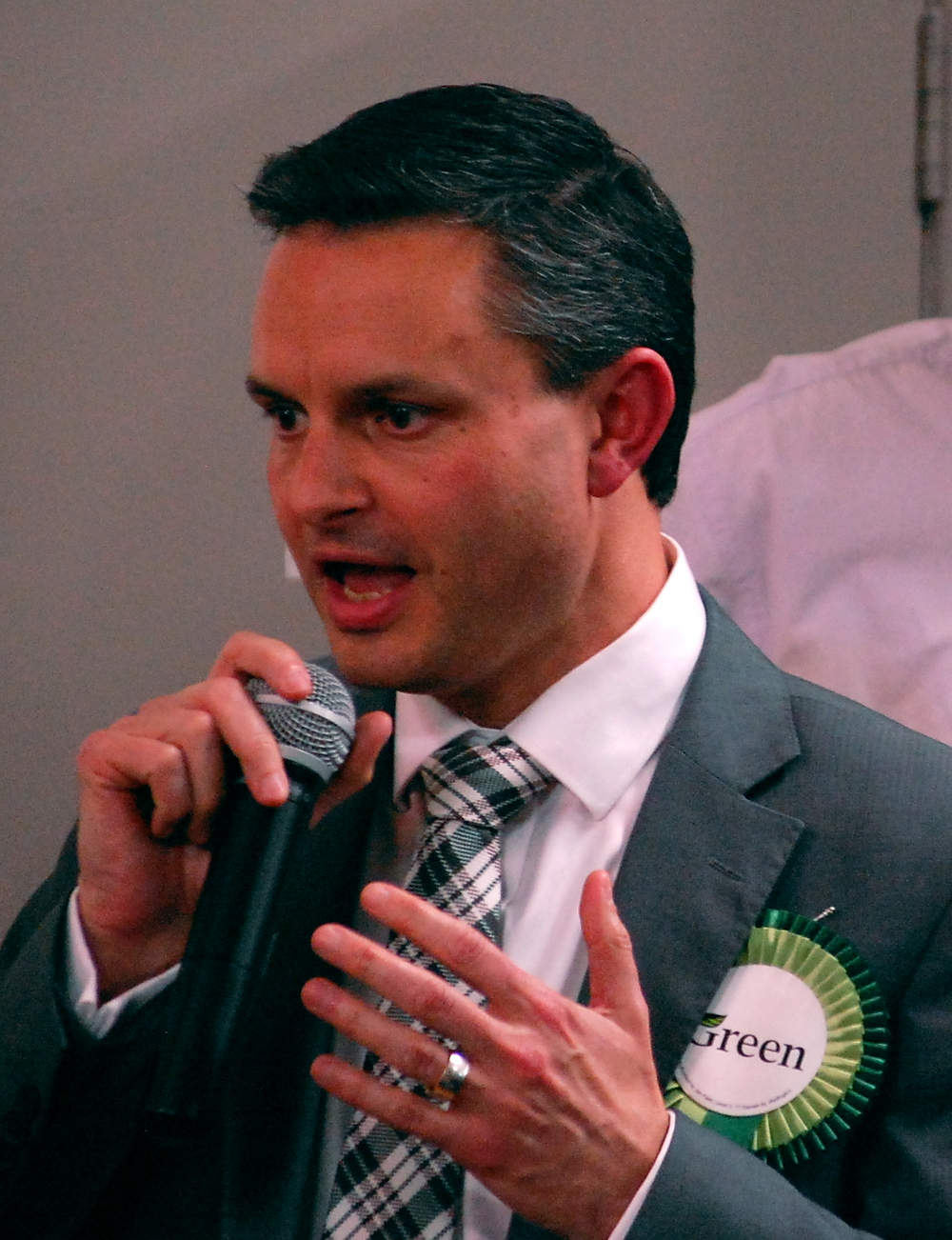 James Shaw - New Zealand Minister for Climate