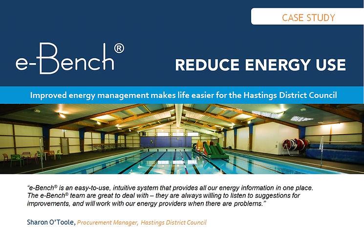 Sustainability Case Studies | Energy Efficiency Study | EnergyTS