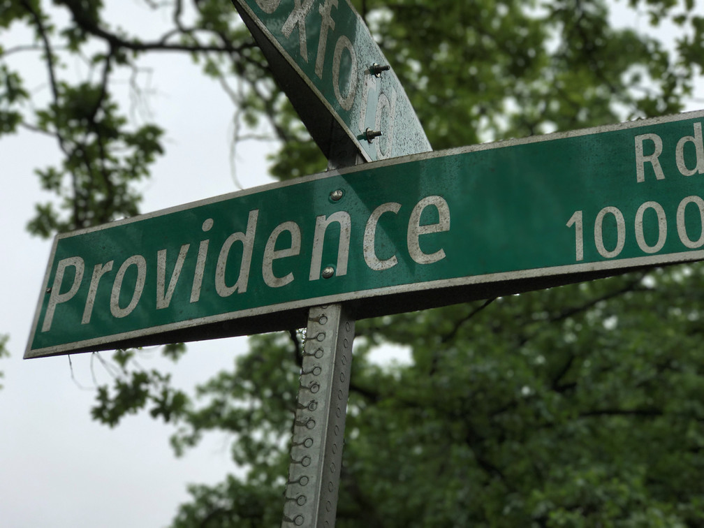 The Significance of Providence Rd