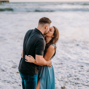 Maggie + Tyler | ENGAGED