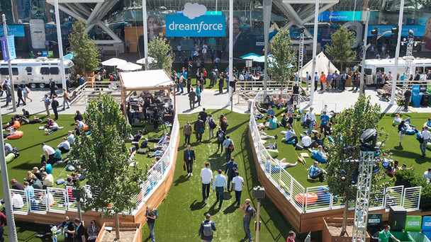 Salesforce 2017, headed to 2018