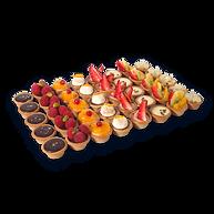Caprichos de frutas - Baixas