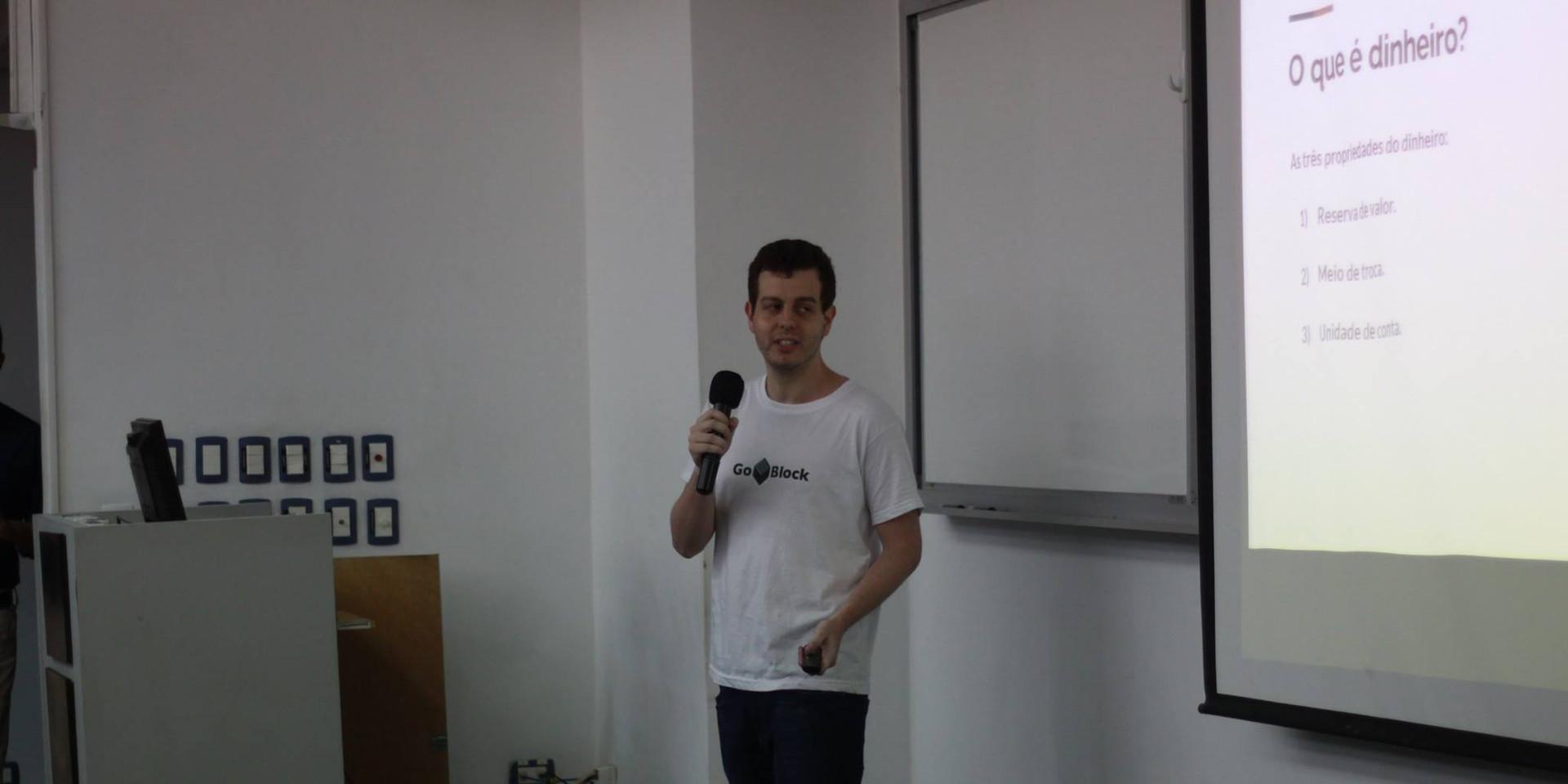 Meetup Blockchain Rio