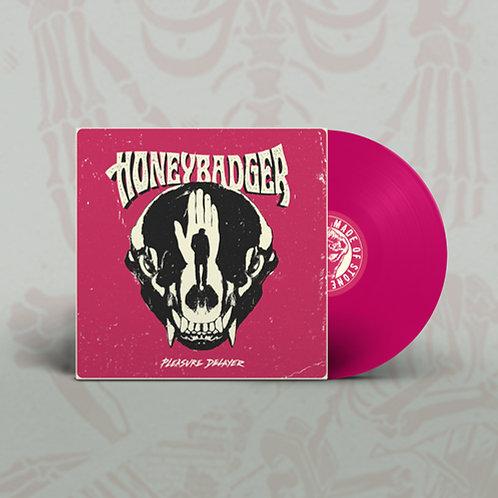 Magenta Transparent Vinyl 180g