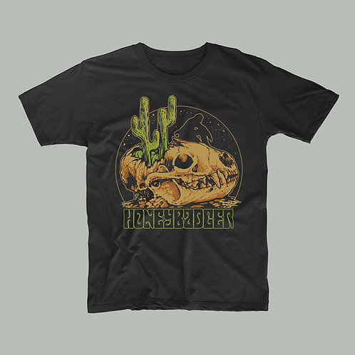 Desert Badger Skull T-Shirt