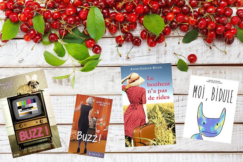 livres roman auteur anne gaelle huon feelgood book bestseller livre de poche city edition amazon kindle buzz france loisirs moi bidule enfants